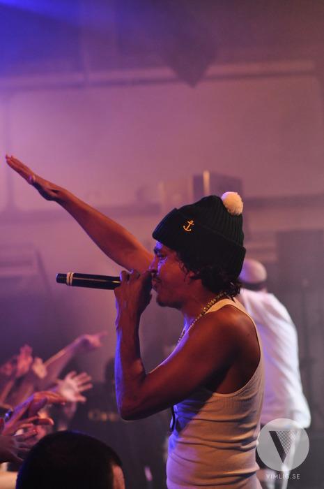 Brännbollsfest ft Timbuktu + Promoe + LTR + Henry + Sockerbeat