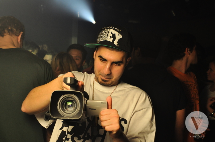 Club Sockerbeat feat. Shape Up!, Tigerboys, Thestickup + Gaiakollektivet
