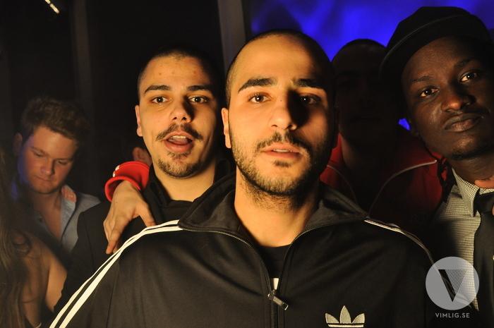 Super Saturday: Salazar Brothers + STOR