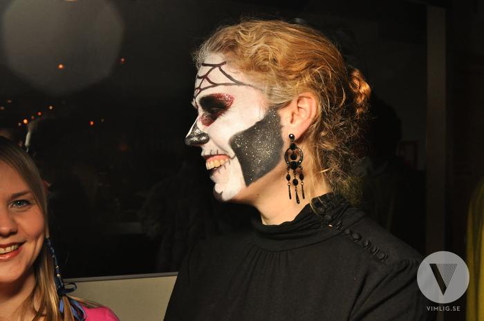 Greyscale Halloween