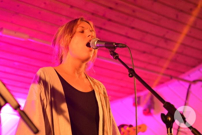 UxU-festival: artisterna